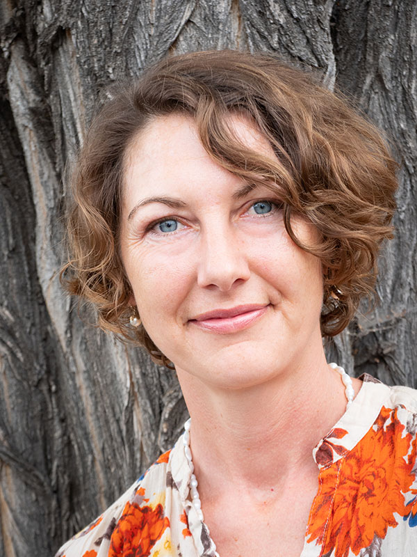 Susan Holzen Massage Therapist at Halcyon Bodyworks in Bend Oregon